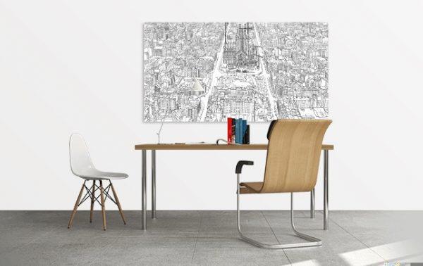 Outstanding Barcelona Ibusinesslaw Wood Chair Design Ideas Ibusinesslaworg