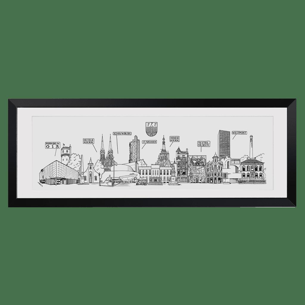 Skyline Tilburg